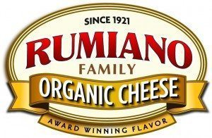 Rumiano Organic Cheese