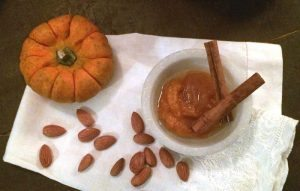 Healthy Halloween: Brightening & Moisturizing Pumpkin Mask