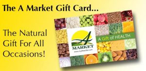 A Market Gift Card