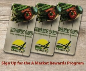A Market Rewards Program