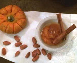 Brightening & Moisturizing Pumpkin Mask